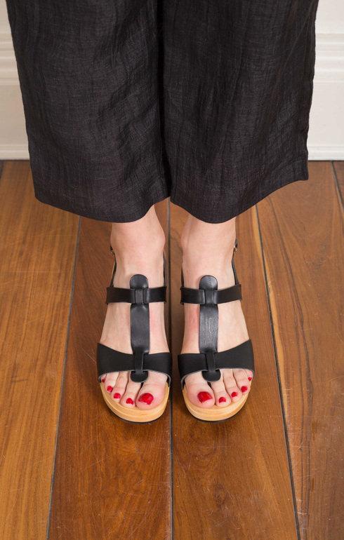 Swedish Hasbeens Greek Sandal AsHqCb6