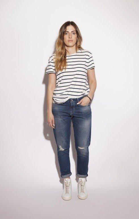 Marker Tapered Boyfriend Jeans Scrawl - Levi's - Denim - Epitome ...