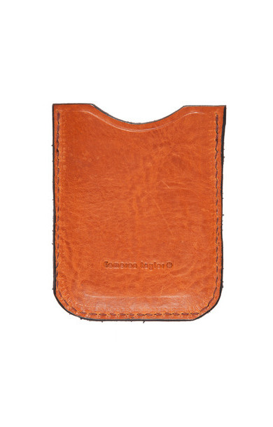 Leather Phone Case Missouri Tan