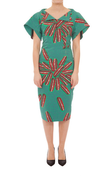 Mandrillo Sheath Dress