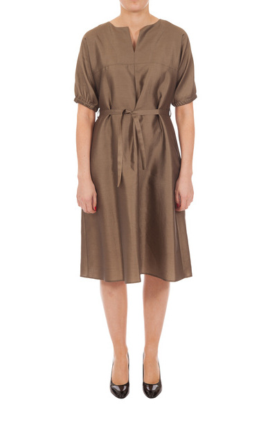 A-line Safari Dress