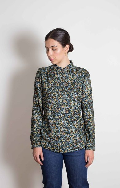 Blouse Alice Multicolore