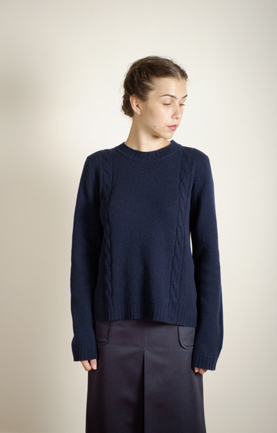 Pull Angelica Dark Navy