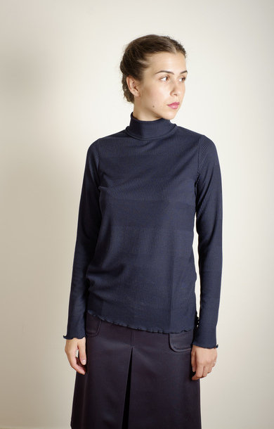 Top Angele Dark Navy