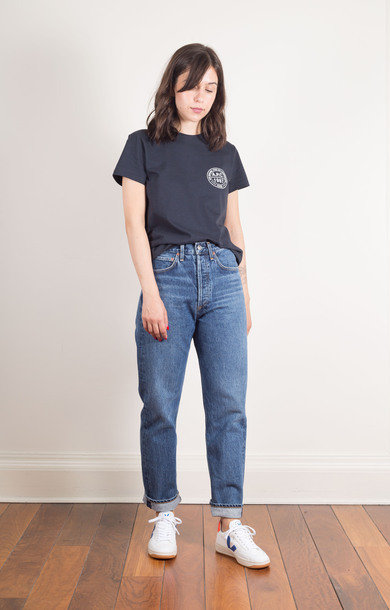 90's Mid Rise Loose Fit Placebo