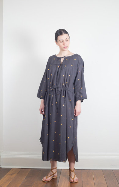 Dress Golden Dot Thunder