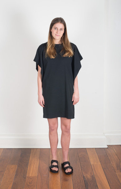 Dress Kimodress Nero