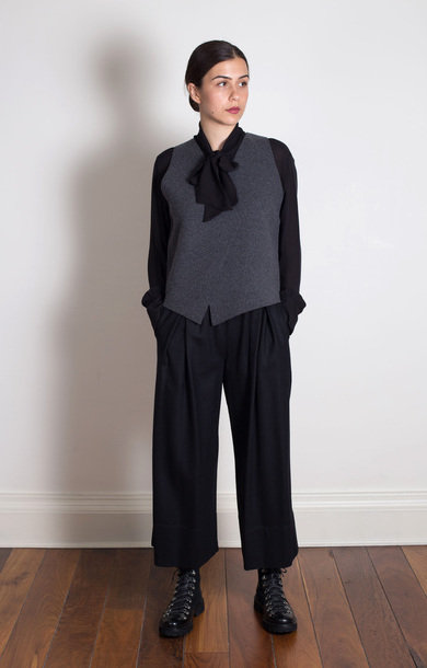 Trousers Elda Frare Nero