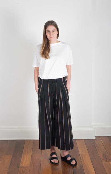 Trousers Elda Nero