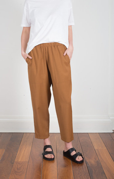 Trousers Gonghi Biscotto