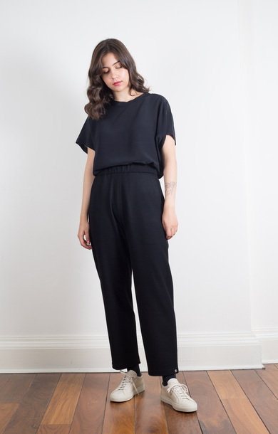 Trousers Joy Rova Nero