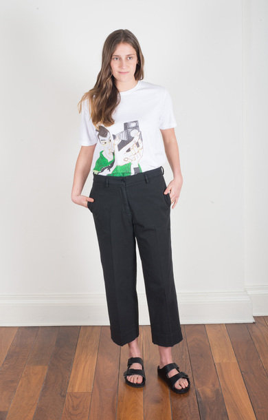 Trousers Livia Nero