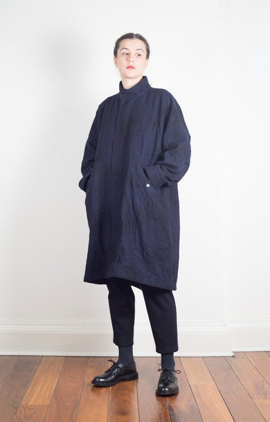 Kagozome Fishtail Coat