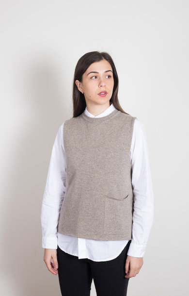 Tabard Vest with Pocket Orkney