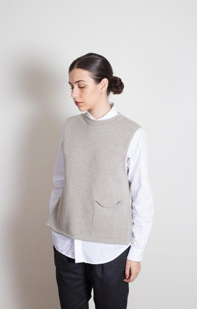 Tabard Vest with Pocket Urchin