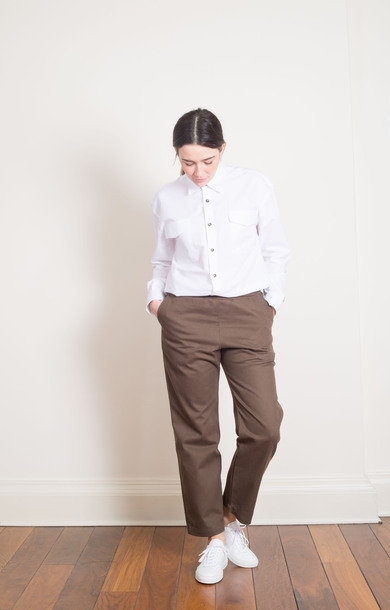 Eclipse Trouser Kaki