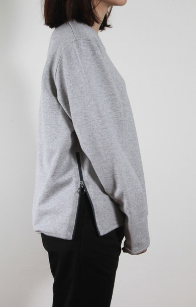 Jolly Jumper Fleece Light Grey