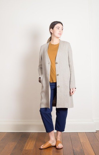 Manteau Mali Natural