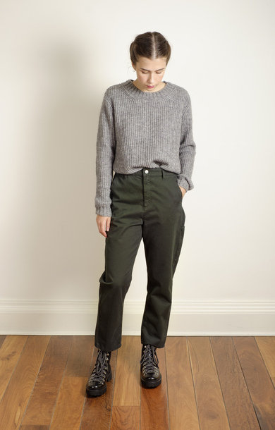 Trousers Porto Green