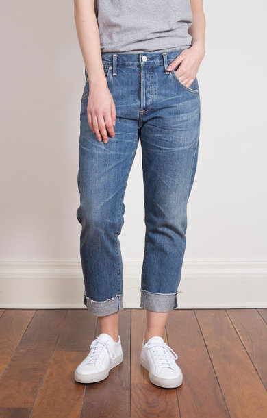Somerset Emerson Crop Slim Boyfriend