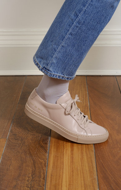 Original Achilles Low Dusty Pink | Common Projects | Epitome