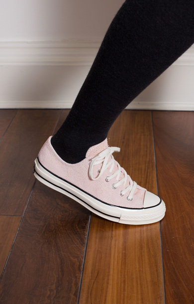 All Star '70 Vintage Canvas Low Dusk Pink