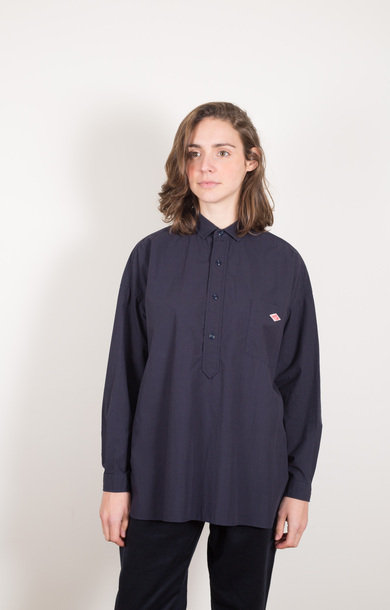 Classic Work Shirt Typewriter Cloth