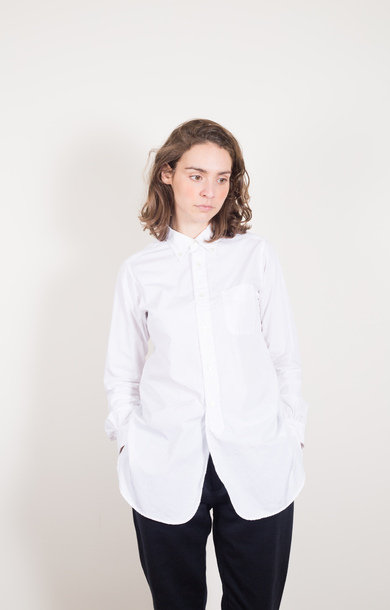 19 Century BD Shirt White