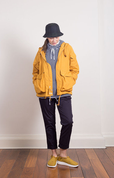 Atlantic Parka Gold PC Poplin