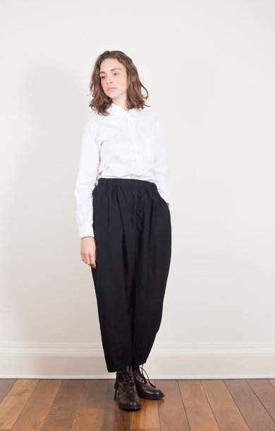 Balloon Pant Black