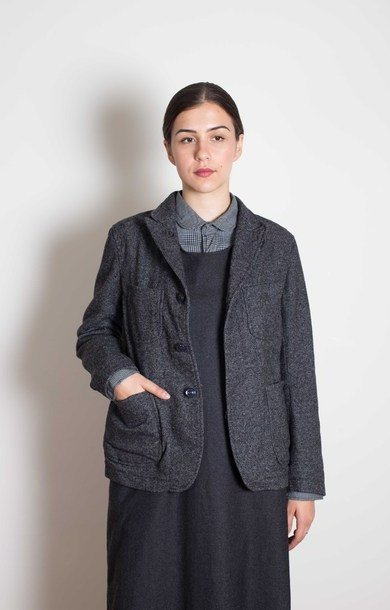 Bedford Jacket Charcoal