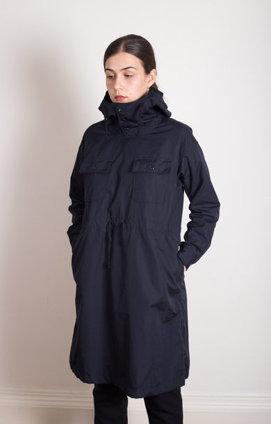Cagoule Dress Dk Navy PC Poplin