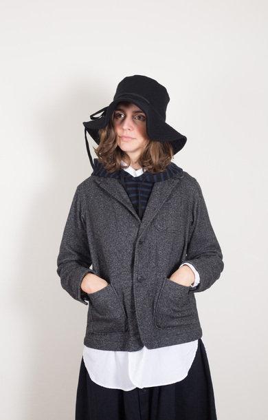 Engineered Garments FWK. Crusher Hat Black d792427e3564