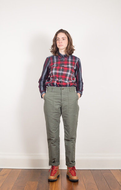 Fatigue Pant Olive