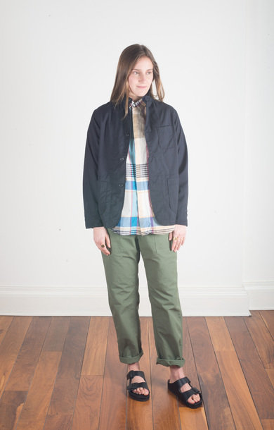 Fatigue Pant Olive Ripstop