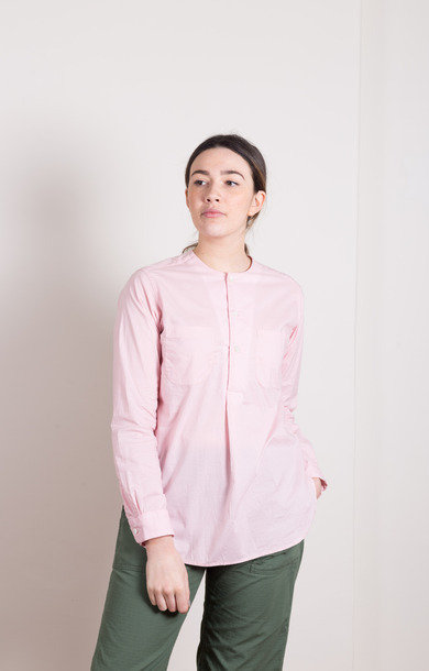 Irving Shirt Pink Cotton