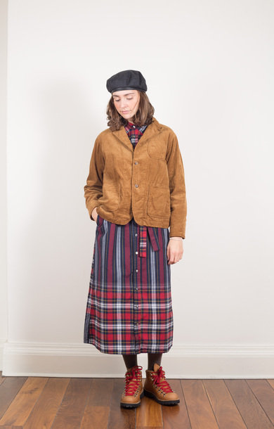Loiter Jacket Chestnut