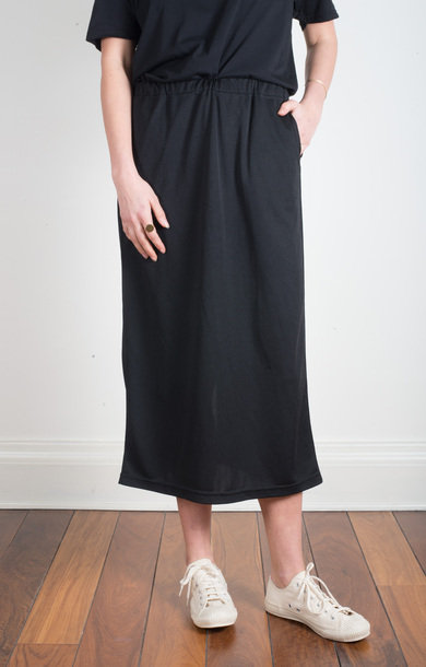 Track Skirt Black Eagle