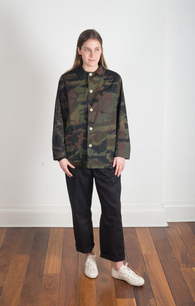 Core Jacket Jungle Camo