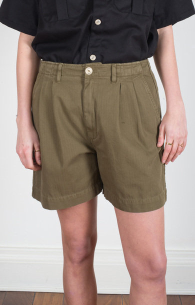 River Short Pants Khaki