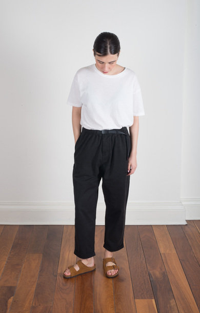 Resort Pants Black