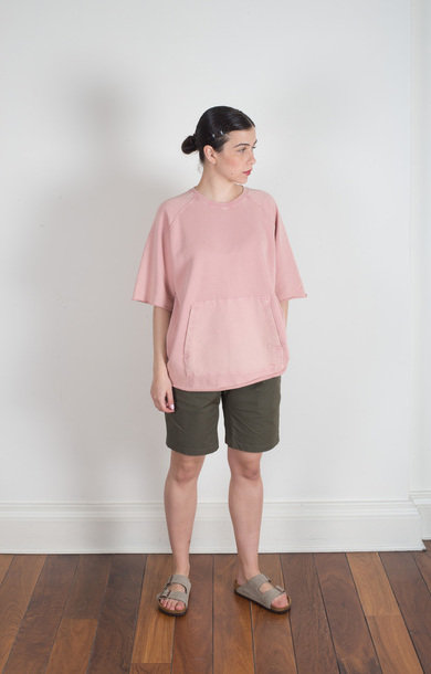 Talecut Sweat Smokey Pink