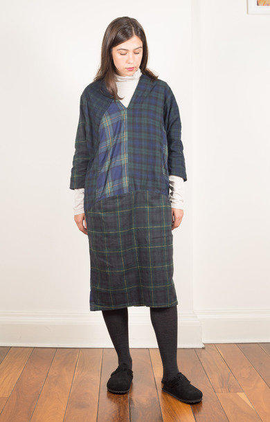 Black Watch GIMMICK Art Dress Green
