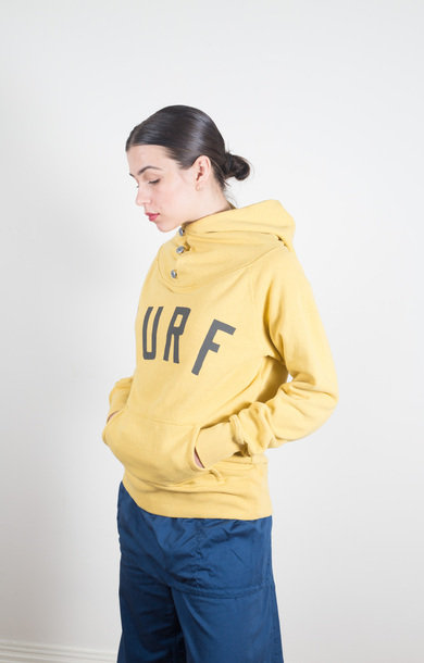 Surf Sweatshirt Yellow