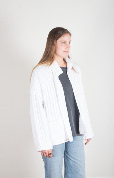 Antigua Jacket White
