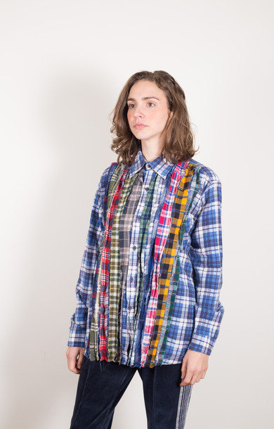 Rebuild Flannel Shirt Assorted M