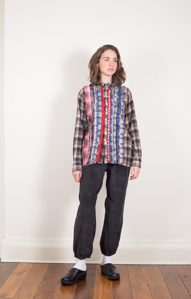 Rebuild Flannel Shirt Assorted S