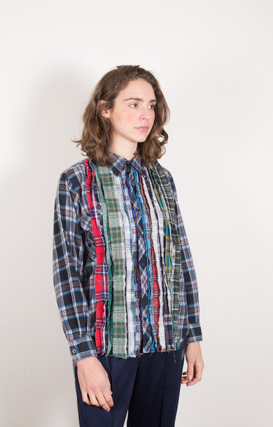 Rebuild Flannel Shirt Assorted XS