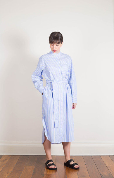 Ivalo Summer Stripe Pale Blue