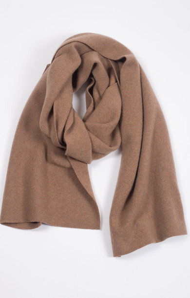 Lambswool Scarf Camel
